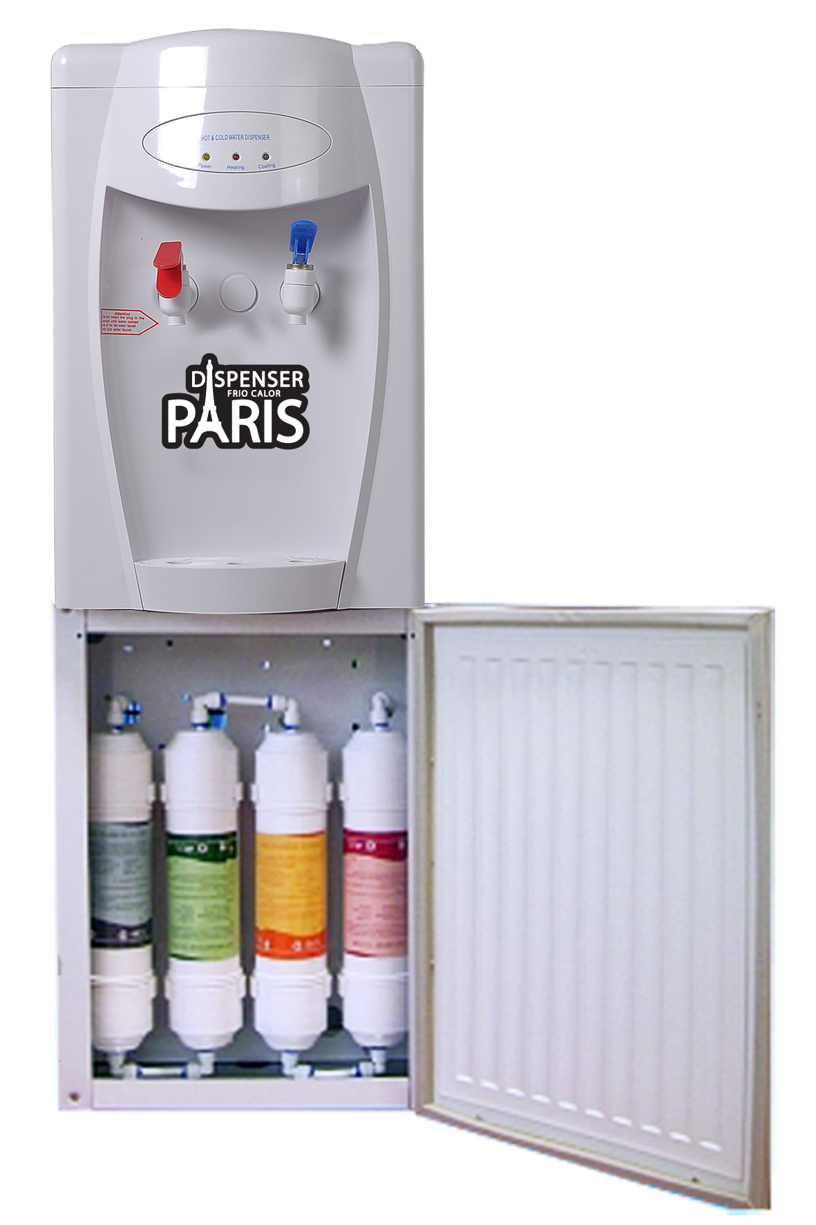 DISPENSER F/C PARI A RED BLANCO