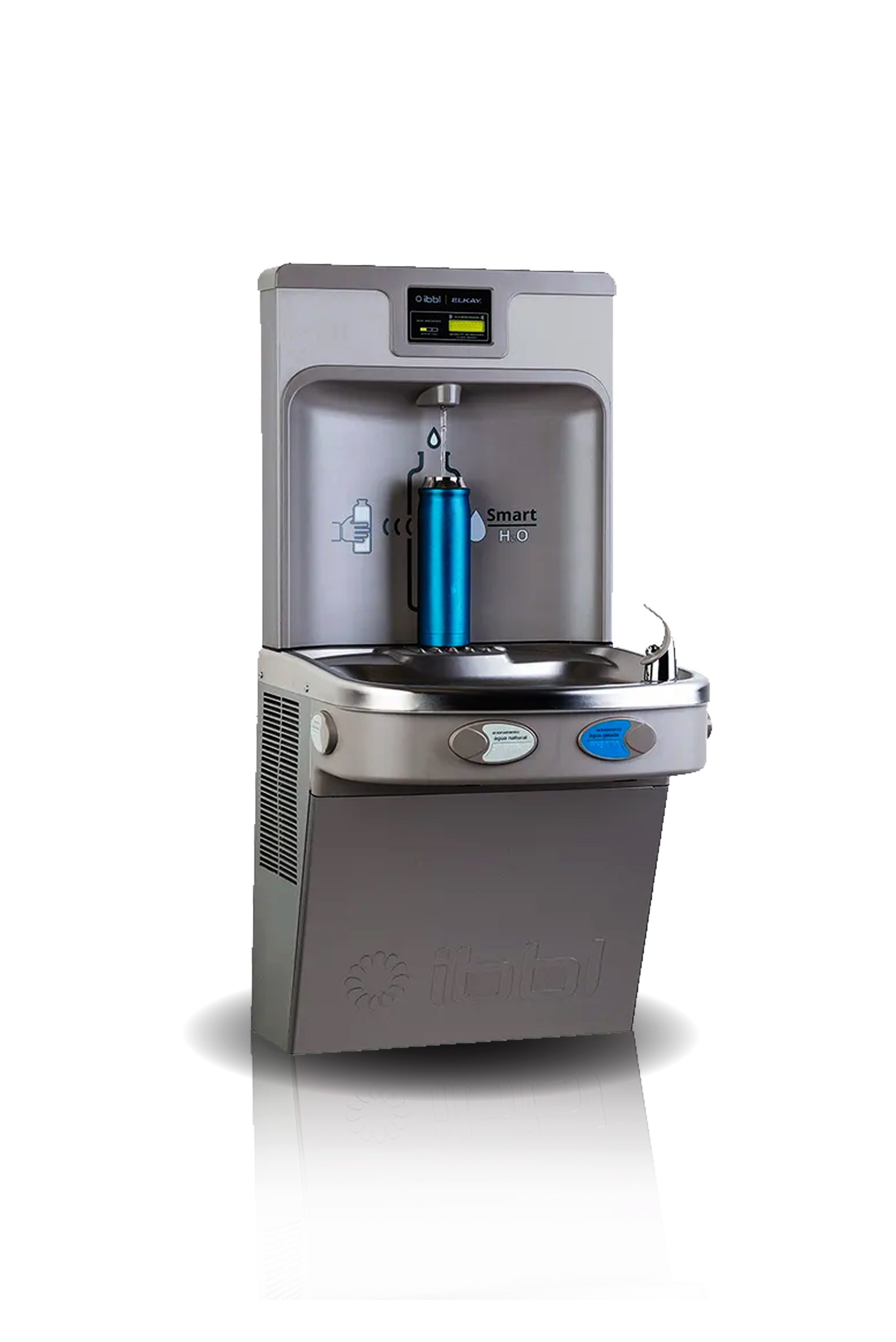 DISPENSER F/N IBBL SMART H20 - ACCESO INCLUSIVO